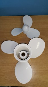 Outboard Engine Propellers